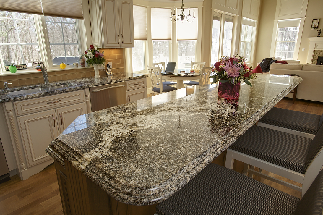 Granite And Quartz Edges For Bathrooms Kitchens