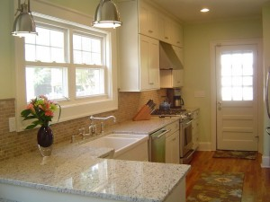 Kitchen Countertops in Granite