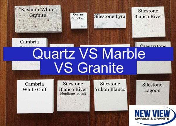 marble granite vs quartz learn all about the differences countertops 2013 concrete radon