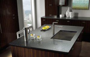 Quartz countertops are made of Quartz