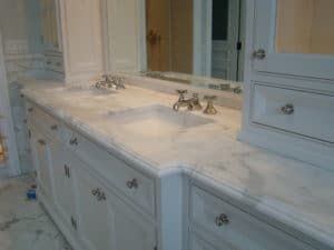 Marble and Granite Vanity Tops