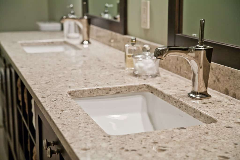 looking for custom bathroom vanity tops with sinks in boston?