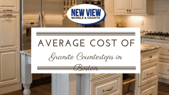 What Is The Average Cost Of Granite Countertops In Boston