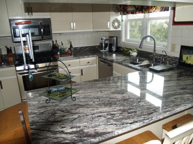 Gray Granite Countertops Are They The Perfect Granite
