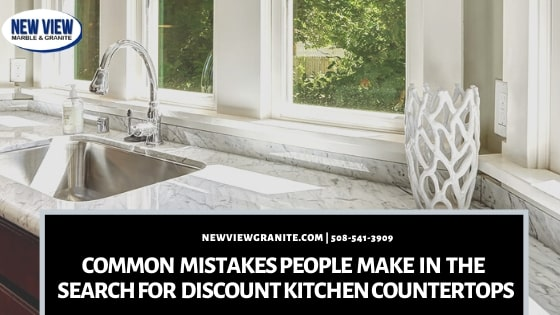 Mistakes people make in the search for discount kitchen ...