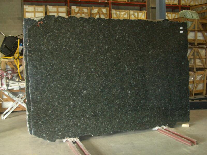 Verde Butterfly Granite New View