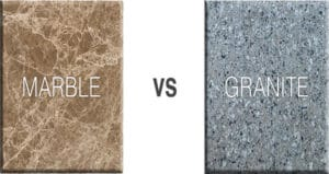 Marble And Granite Countertop Options