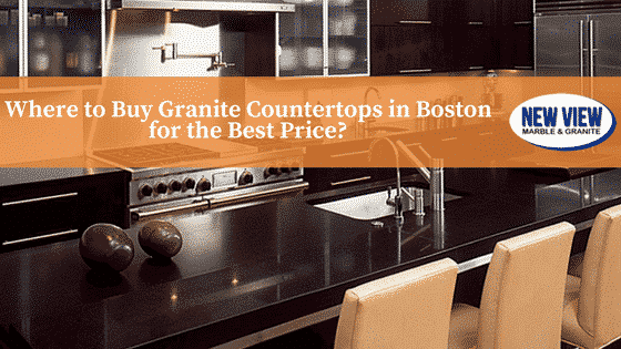 Where To Buy Granite Countertops In Boston For The Best Price?