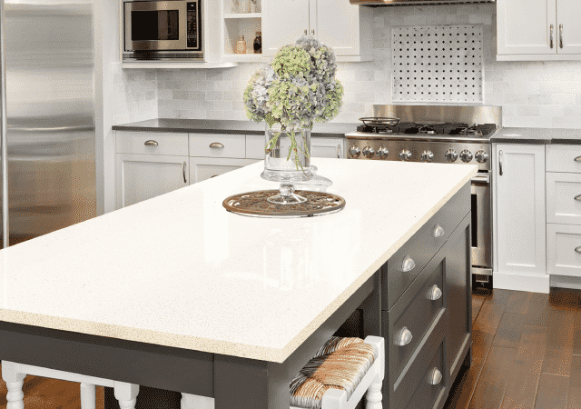 Use The Least Number Of New England S Quartz Countertops