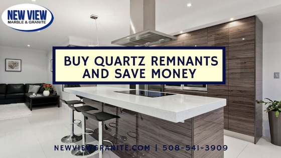 Buy Quartz Remnants and Save Money - New View