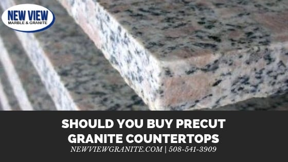 Should You Precut Granite Countertops
